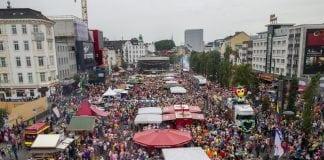 Food Truck Festival de Hamburgo