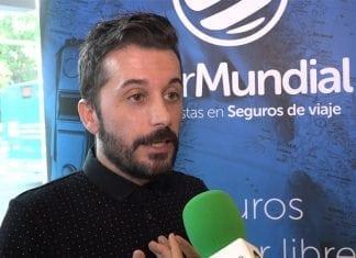 David Sánchez, de Tragaviajes