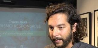 Javier Godínez, de Vivir para viajar