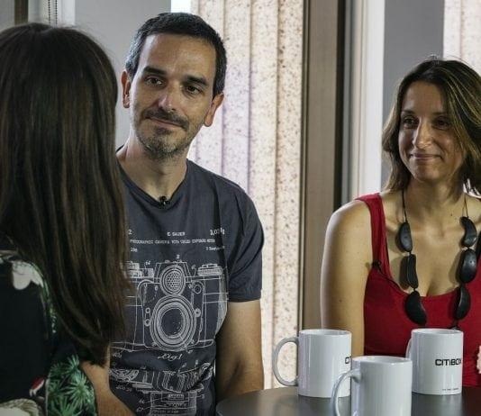 Experiencias Viajeras , entrevistamos a JAAC y a Sara