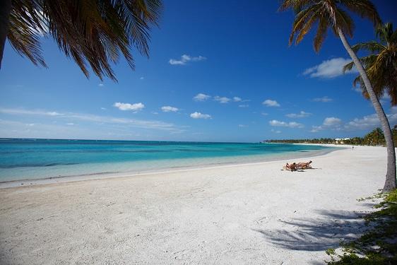 Playa en Punta Cana