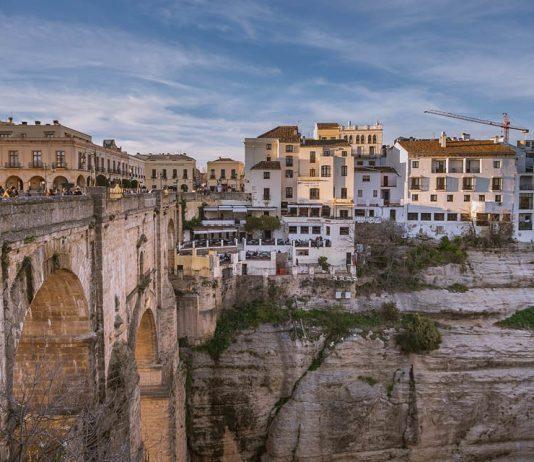 Ronda es uno de los pueblos más bonitos de Málaga
